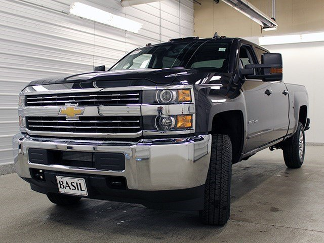 2016 Silverado 2500 Crew Cab 4x4, Pickup #16C176T - photo 7