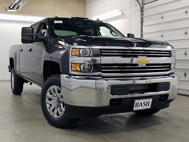2016 Silverado 2500 Crew Cab 4x4, Pickup #16C176T - photo 8