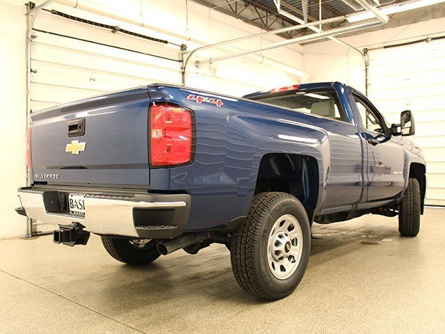 2016 Silverado 2500 Regular Cab 4x4, Pickup #16C228T - photo 10