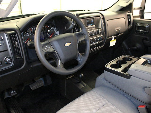 2016 Silverado 2500 Regular Cab 4x4, Pickup #16C228T - photo 19