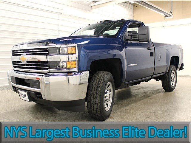 2016 Silverado 2500 Regular Cab 4x4, Pickup #16C228T - photo 3