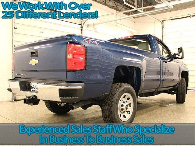 2016 Silverado 2500 Regular Cab 4x4, Pickup #16C228T - photo 5
