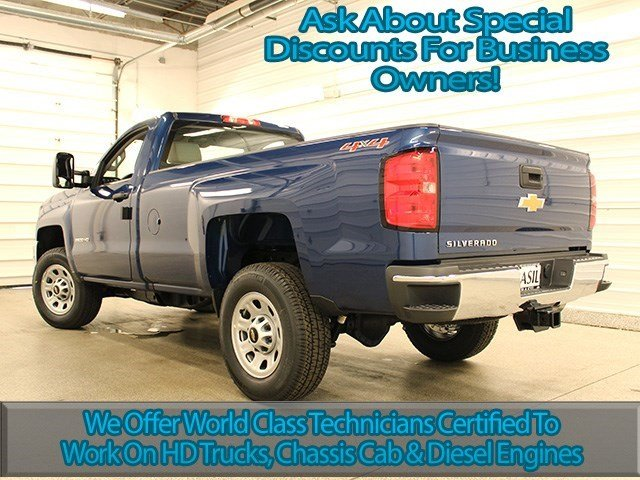 2016 Silverado 2500 Regular Cab 4x4, Pickup #16C228T - photo 2