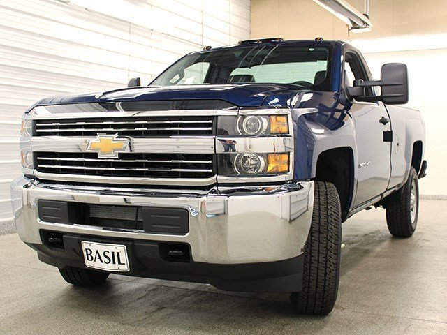 2016 Silverado 2500 Regular Cab 4x4, Pickup #16C228T - photo 7