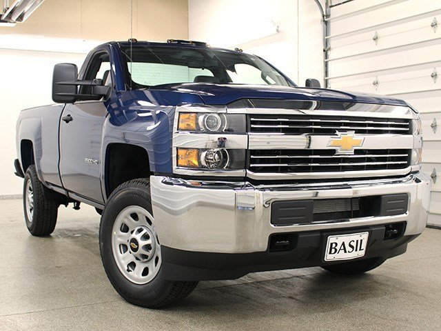 2016 Silverado 2500 Regular Cab 4x4, Pickup #16C228T - photo 8