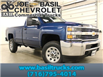 2016 Silverado 2500 Regular Cab 4x4, Pickup #16C228T - photo 1
