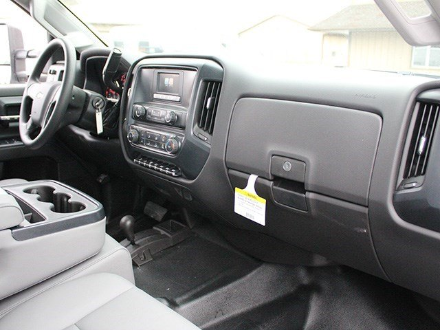 2016 Silverado 3500 Crew Cab 4x4, Reading Service Body #16C232T - photo 3