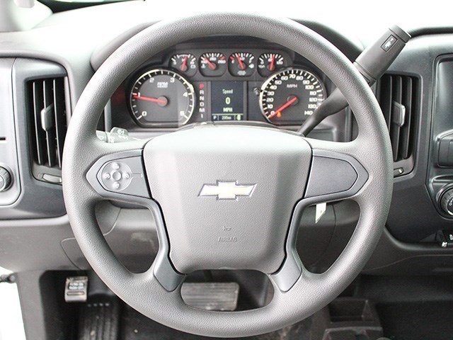2016 Silverado 3500 Crew Cab 4x4, Reading Service Body #16C232T - photo 8