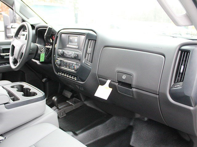 2016 Silverado 3500 Crew Cab 4x4, Reading Service Body #16C233T - photo 23