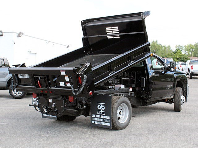 2016 Silverado 3500 Regular Cab 4x4, Air-Flo Dump Body #16C240T - photo 13