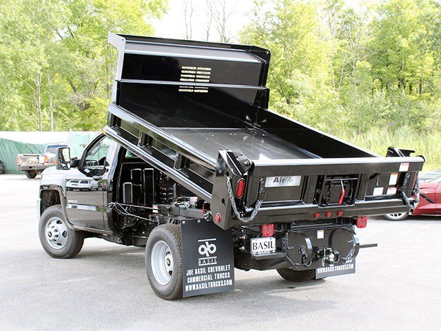 2016 Silverado 3500 Regular Cab 4x4, Air-Flo Dump Body #16C240T - photo 14