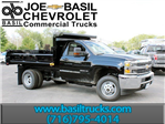 2016 Silverado 3500 Regular Cab 4x4, Air-Flo Dump Body #16C240T - photo 1
