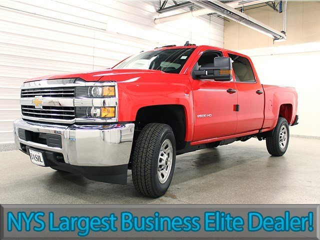 2016 Silverado 2500 Crew Cab 4x4, Pickup #16C253T - photo 3