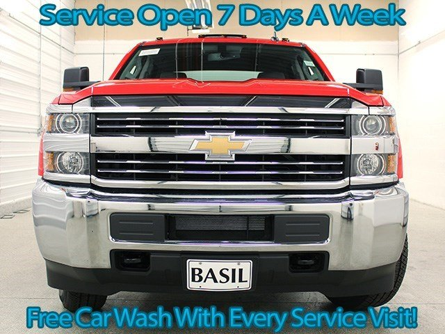2016 Silverado 2500 Crew Cab 4x4, Pickup #16C253T - photo 4