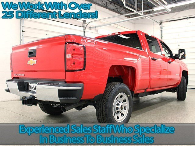 2016 Silverado 2500 Crew Cab 4x4, Pickup #16C253T - photo 2