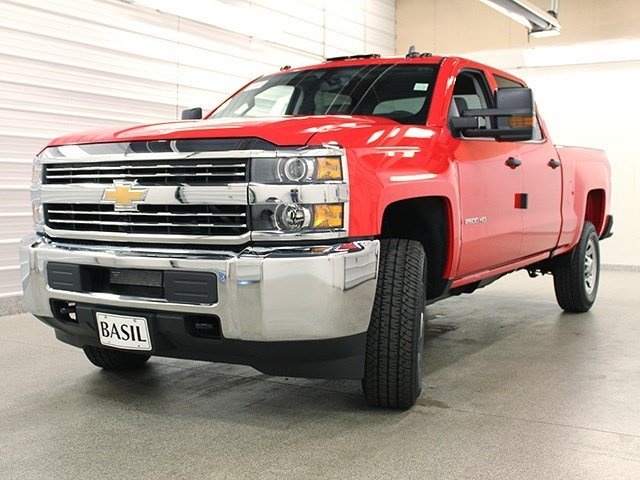 2016 Silverado 2500 Crew Cab 4x4, Pickup #16C253T - photo 7