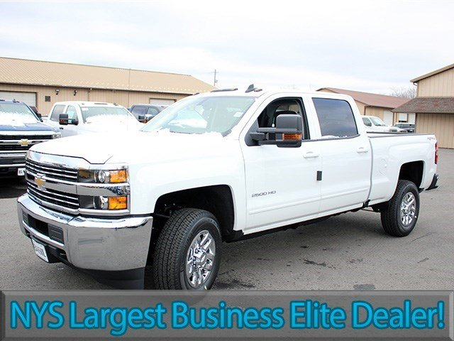 2016 Silverado 2500 Crew Cab 4x4, Pickup #16C284T - photo 3