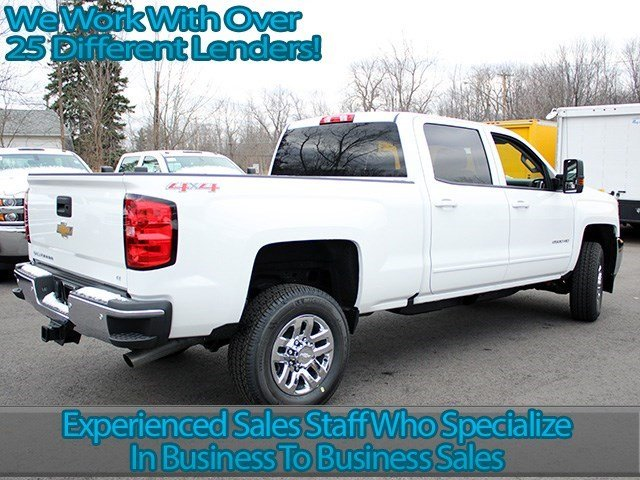 2016 Silverado 2500 Crew Cab 4x4, Pickup #16C284T - photo 2