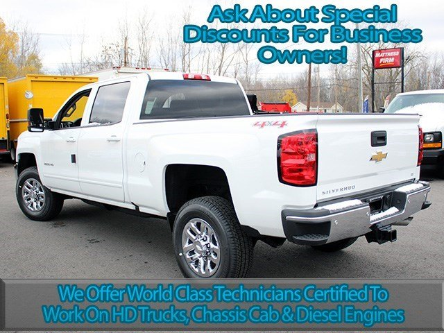 2016 Silverado 2500 Crew Cab 4x4, Pickup #16C284T - photo 6