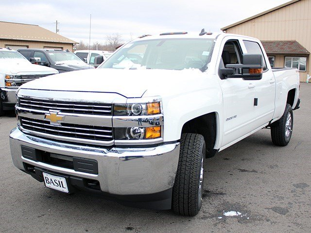 2016 Silverado 2500 Crew Cab 4x4, Pickup #16C284T - photo 7