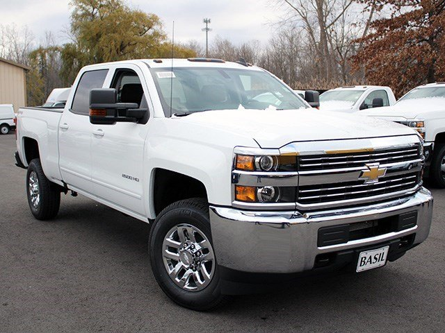 2016 Silverado 2500 Crew Cab 4x4, Pickup #16C284T - photo 8