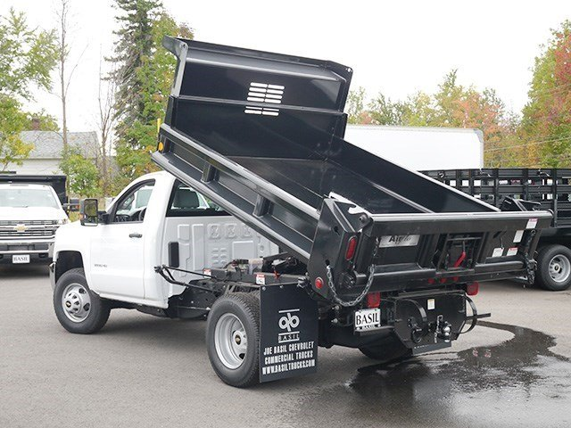 2016 Silverado 3500 Regular Cab 4x4, Air-Flo Dump Body #16C293TD - photo 13