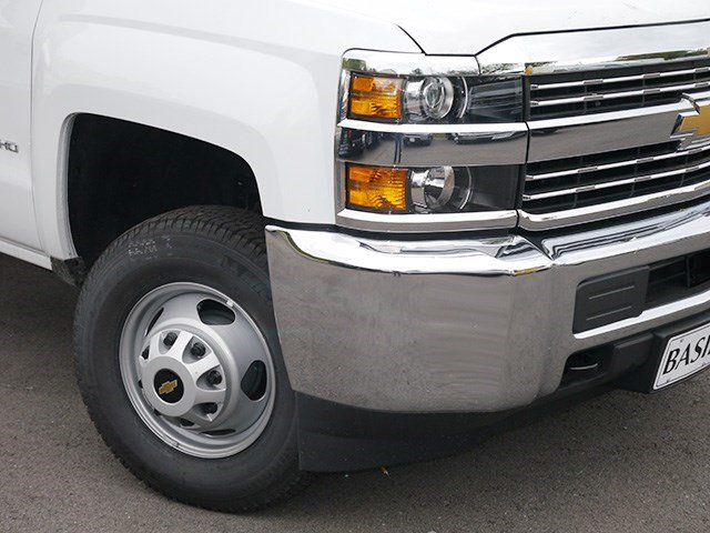 2016 Silverado 3500 Regular Cab 4x4, Air-Flo Dump Body #16C293TD - photo 9