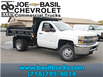 2016 Silverado 3500 Regular Cab 4x4, Air-Flo Dump Body #16C293TD - photo 1