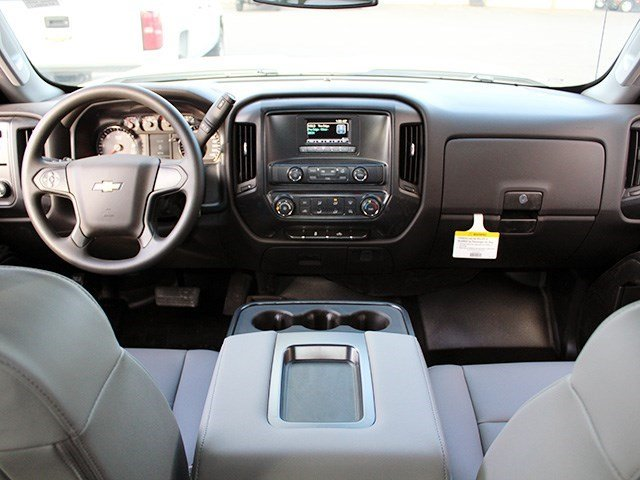 2016 Silverado 3500 Crew Cab 4x4, Knapheide Contractor Body #16C298T - photo 20