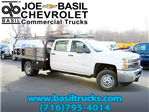 2016 Silverado 3500 Crew Cab 4x4, Knapheide Contractor Body #16C298T - photo 1