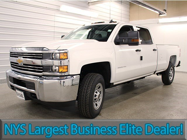 2016 Silverado 3500 Crew Cab 4x4, Pickup #16C304T - photo 3