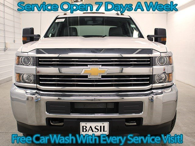 2016 Silverado 3500 Crew Cab 4x4, Pickup #16C304T - photo 4