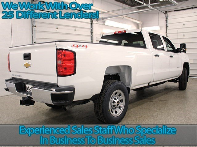 2016 Silverado 3500 Crew Cab 4x4, Pickup #16C304T - photo 2