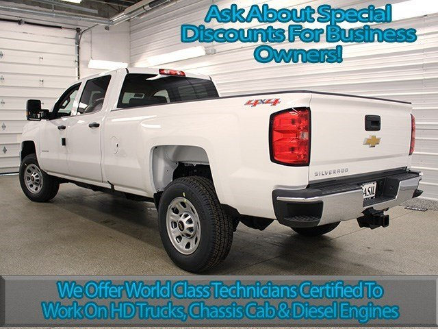 2016 Silverado 3500 Crew Cab 4x4, Pickup #16C304T - photo 6