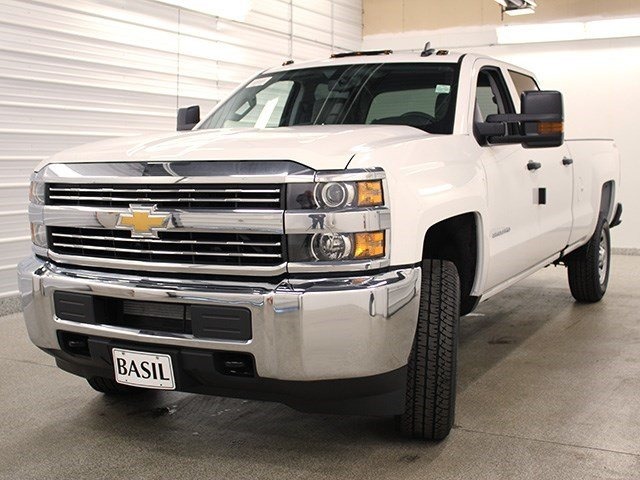 2016 Silverado 3500 Crew Cab 4x4, Pickup #16C304T - photo 7