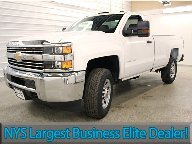 2016 Silverado 3500 Regular Cab 4x4, Pickup #16C324TD - photo 3