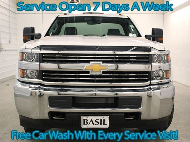 2016 Silverado 3500 Regular Cab 4x4, Pickup #16C324TD - photo 4