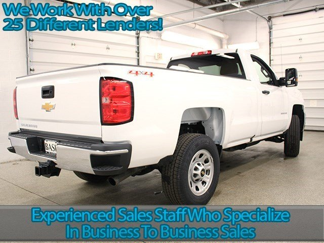 2016 Silverado 3500 Regular Cab 4x4, Pickup #16C324TD - photo 2
