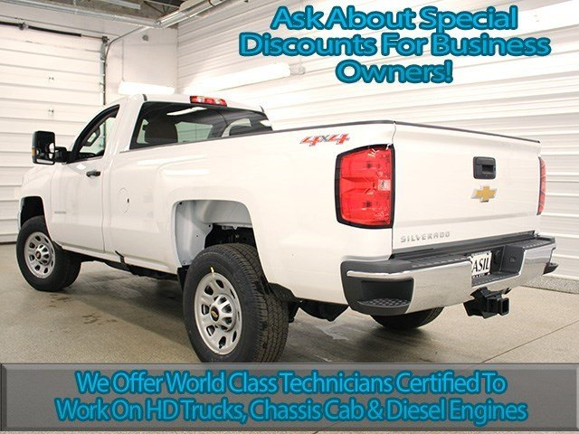 2016 Silverado 3500 Regular Cab 4x4, Pickup #16C324TD - photo 6