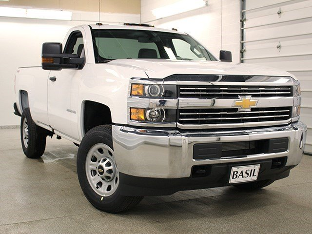 2016 Silverado 3500 Regular Cab 4x4, Pickup #16C324TD - photo 7