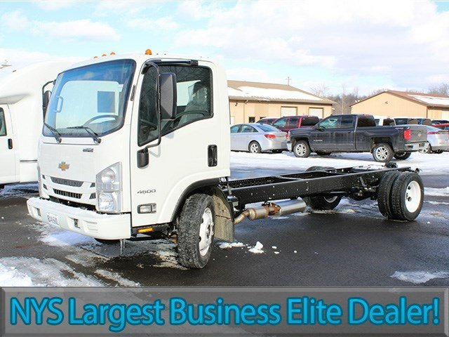 2016 LCF 4500 Regular Cab, Cab Chassis #16C335T - photo 3