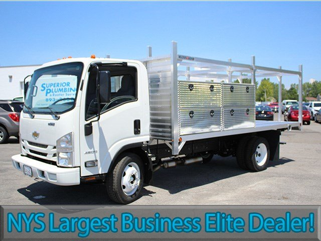 2016 LCF 4500 Regular Cab, Niagara Truck Equipment Default Niagara Truck Equipment Platform Body #16C336T - photo 3