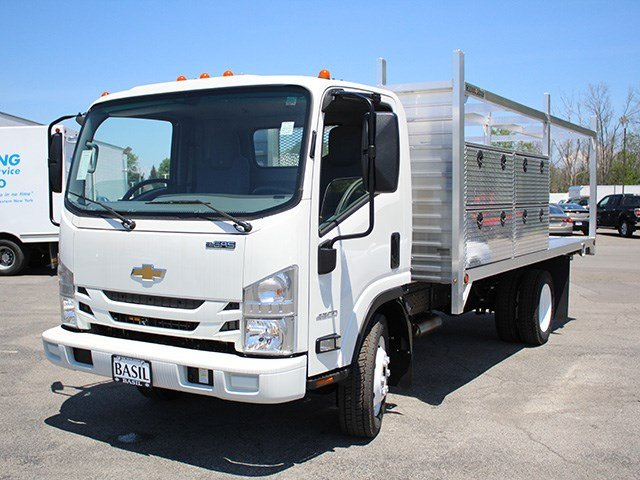 2016 LCF 4500 Regular Cab, Niagara Truck Equipment Contractor Body #16C336T - photo 7