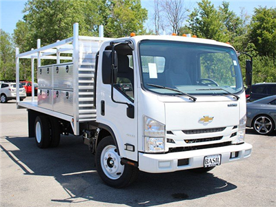 2016 LCF 4500 Regular Cab, Niagara Truck Equipment Default Niagara Truck Equipment Platform Body #16C336T - photo 8