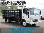 2016 LCF 3500 Regular Cab, Knapheide Stake Bed #16C340T - photo 1
