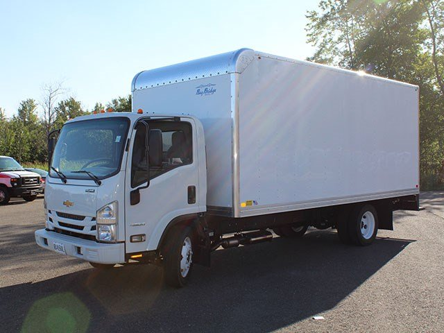 2016 LCF 4500 Regular Cab, Bay Bridge Dry Freight #16C341T - photo 4