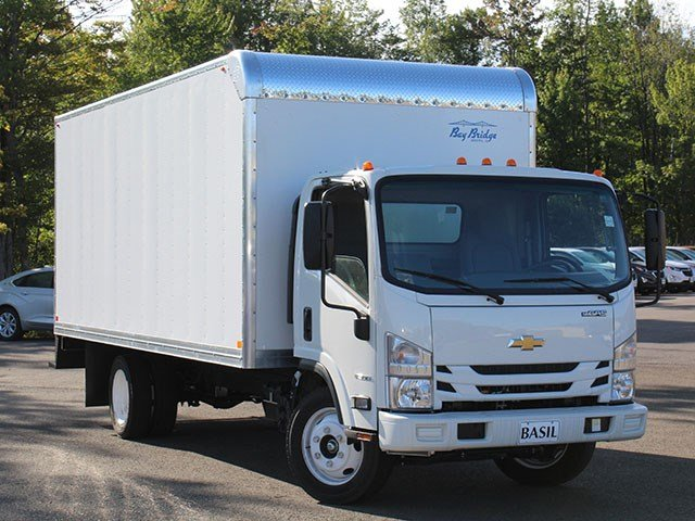 2016 LCF 4500 Regular Cab, Bay Bridge Dry Freight #16C341T - photo 9