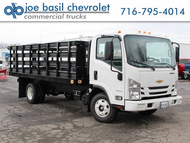 2016 LCF 3500 Regular Cab, Knapheide Stake Bed #16C342T - photo 21