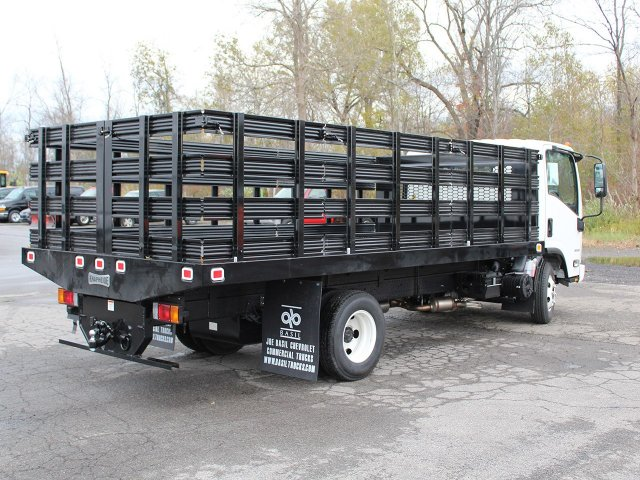 2016 LCF 3500 Regular Cab, Knapheide Stake Bed #16C342T - photo 2