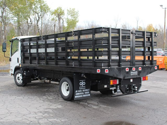 2016 LCF 3500 Regular Cab, Knapheide Stake Bed #16C342T - photo 6
